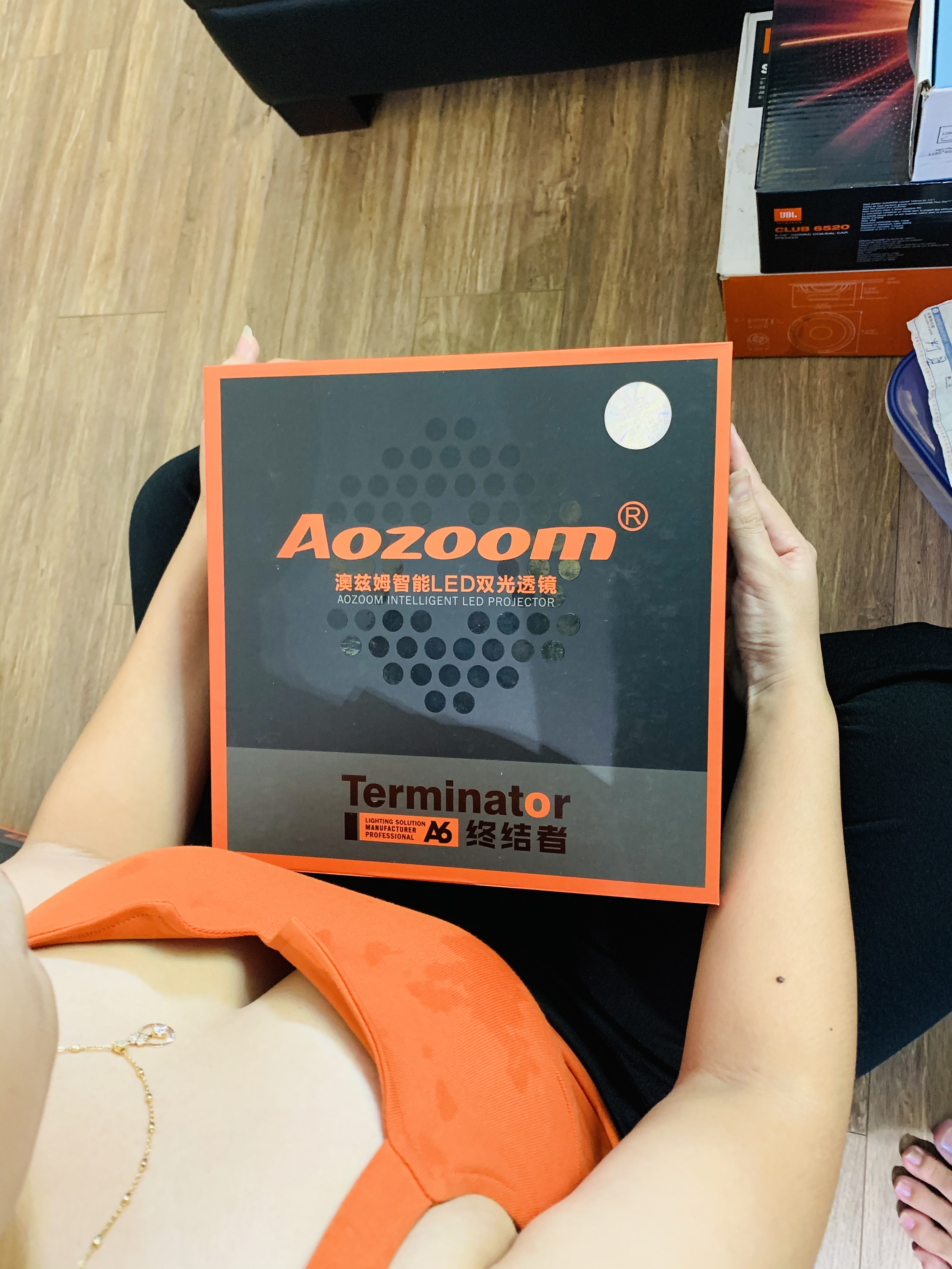 Bi Led Aozoom A6