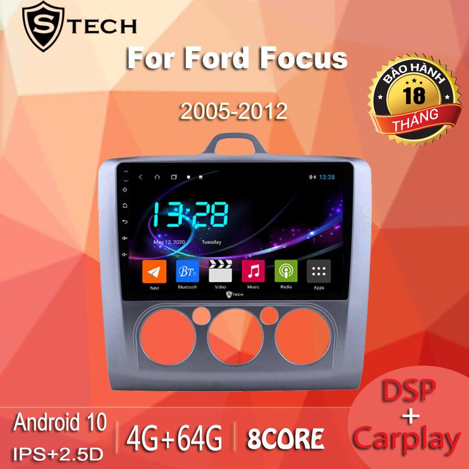 Màn Hình Android Stech S600 Xe Focus 2012