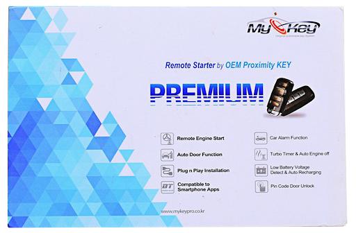 Bảng Giá Mykey Premium - Đề Nổ Từ Xe Cho Xe Hàn